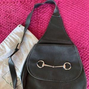 Gucci Bags - Gucci vintage saddle bag
